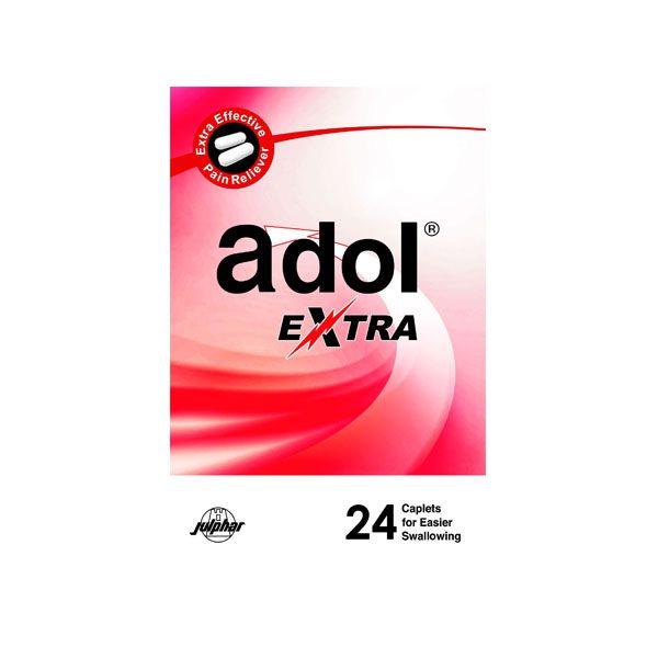 ADOL EXTRA 24CAP