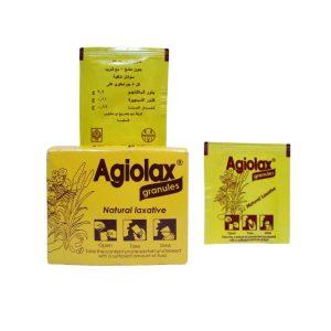 AGIOLAX GRAN. 5GM 12SAC.