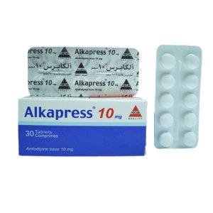 ALKAPRESS 10 MG 30 TAB