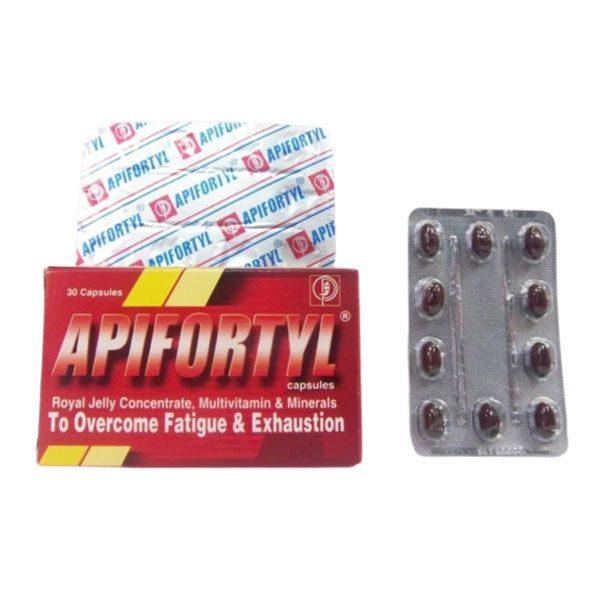APIFORTYL 30 CAP