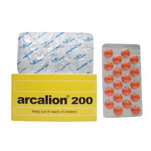 ARCALION 200 MG 40 TAB