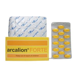 ARCALION FORTE 400 MG 30 TAB