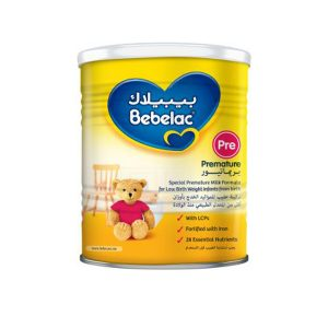 BEBELAC PREMATURE MILK 400 G