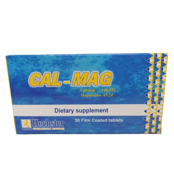 CAL MAG 1200 MG 30 TAB