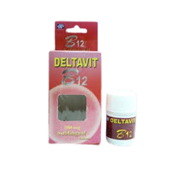 DELTAVIT 1 GM B12 30 TAB