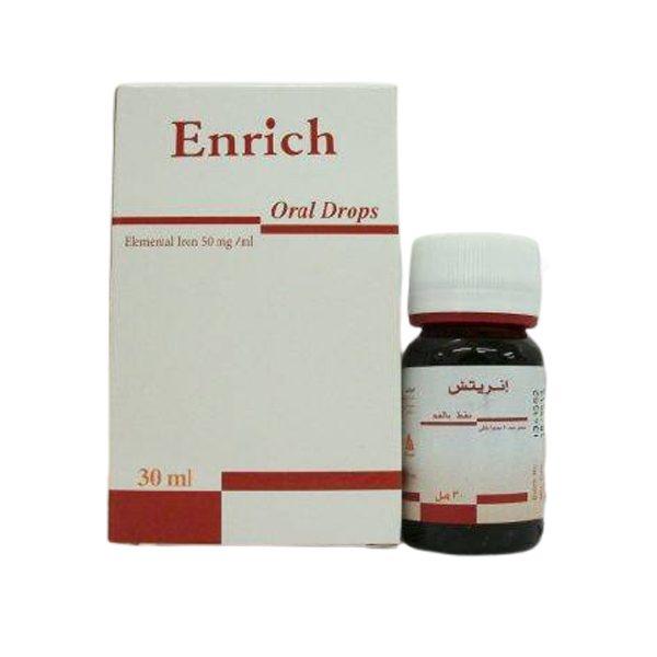 ENRICH ORAL DROPS