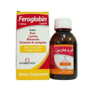 FEROGLOBIN B12 SYP.