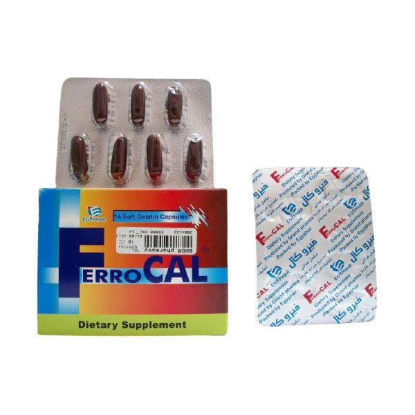 FERROCAL 14 CAP