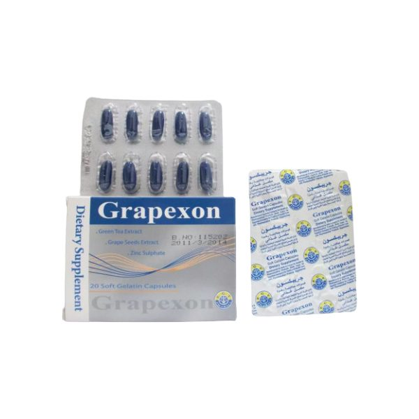 GRAPEXON 20CAP