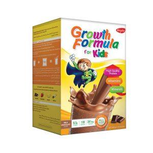 GROWTH FORMULA KIDS CHOCOLATE.
