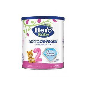 HERO BABY 2 NUTRADEFENSE 400G