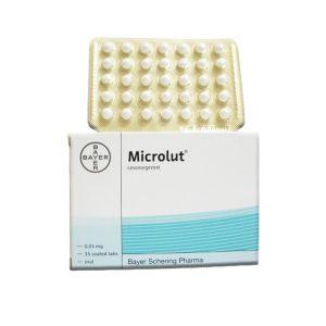MICROLUT 35 TAB