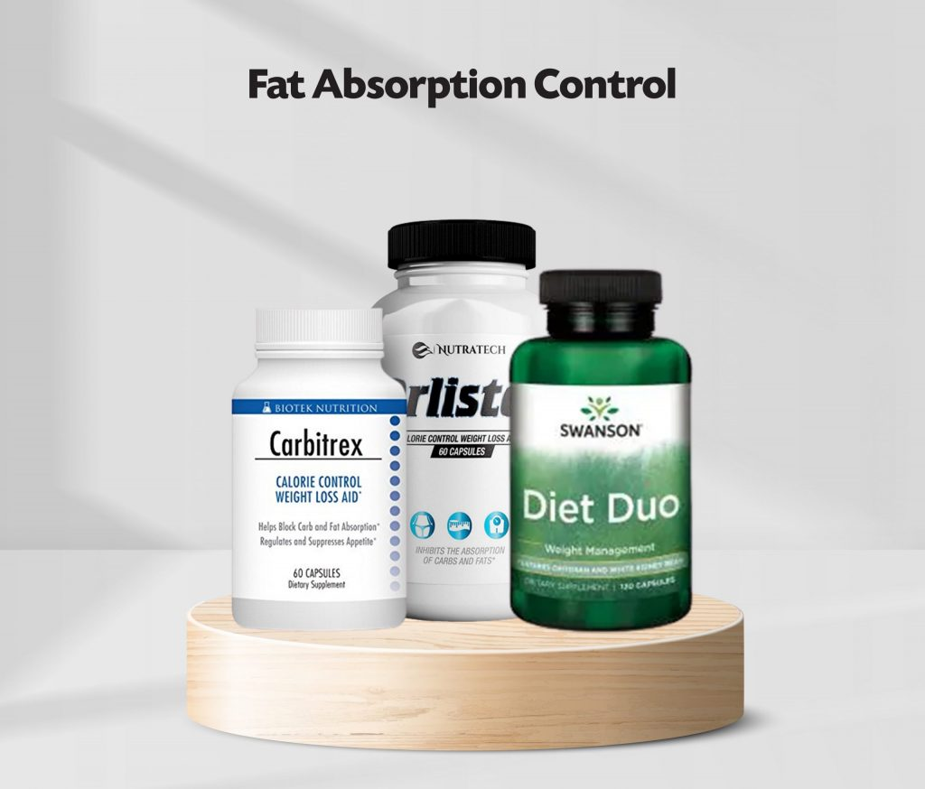 fat absorption control