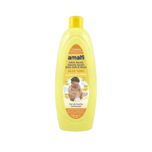 AMALFI KIDS BATHWASH 750ML.