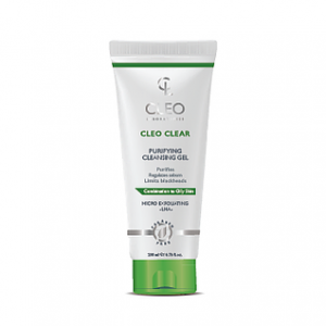 CLEO PURIFYING CLEANSING GEL 200ML.