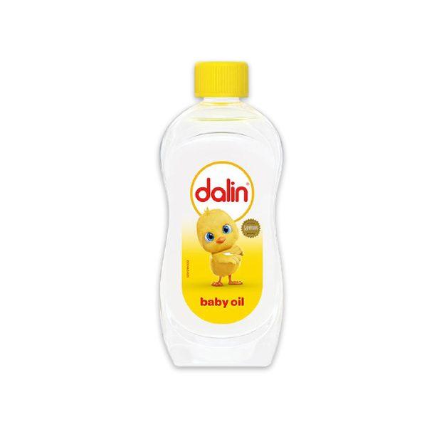 DALIN BABY OIL 200ML.