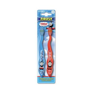 FIREFLY THOMAS JAMES TOOTHBRUSHES.