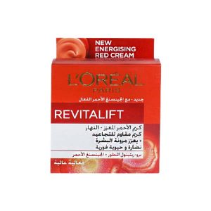 LOREAL REVITALIFT WITH GINSENG 50ML