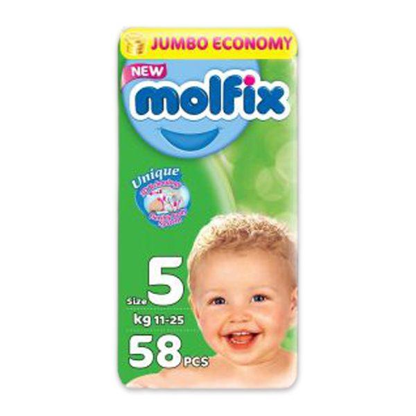 MOLFIX 5 58 DIAPERS