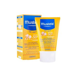 MUSTELA SUN PROTECTION BABY LOTION 100ML