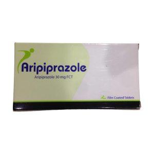 Aripiprazole 30 mg 20 film coated Tablets