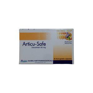 Articu Safe 30 hard gelatin caps