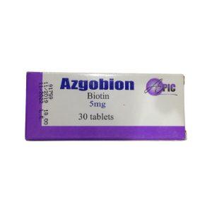 Azgobion 5 mg 30 Tablets.