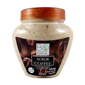 BOBANA SCRUB COFFEE.