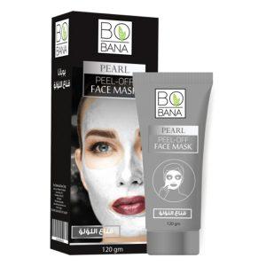 Bobana Pearl peel off face mask 120gm