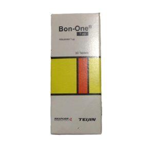 Bon One 1mcg 30 tablets.