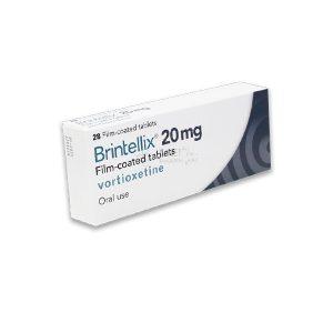 Brintellix 20mg 14 F.C tablets