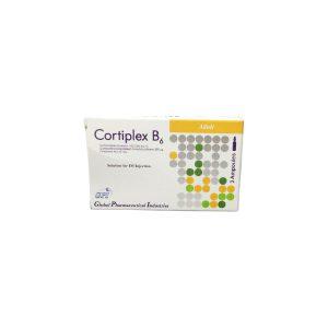 Cortiplex B6 adult 3amp