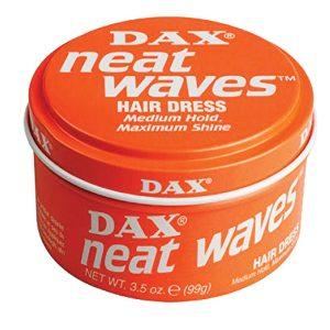 Dax Neat Waves Hair Dress Medium Hold Maximum Shine 99Gm