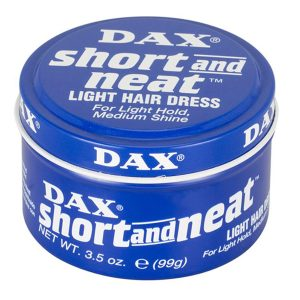 Dax Short And Neat Styling Wax 99GM