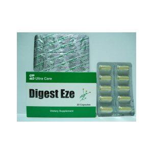 Digest Eze 20 capsules