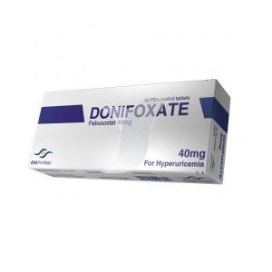 Donifoxate 40mg 30 F.C tabs
