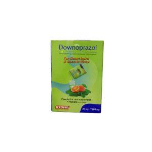Downoprazol 40mg powder 7 packets