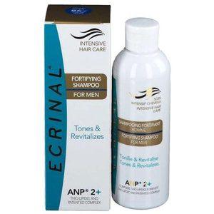 Ecrinal fortifying Shampoo for men 200ml