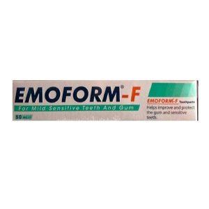 Emoform F for mild sensitive teeth and Gum toothpaste 50ml
