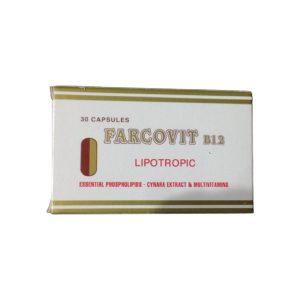 Farcovit B12 30 caps