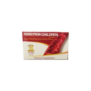 Ferrotron Children 10 sachets
