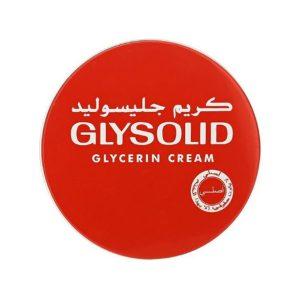 GLYSOLIDGLYCRIN CREAM 100ML.
