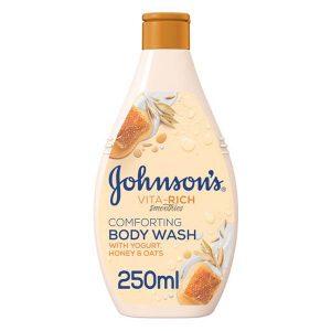 JOHNSON VITA RICH BODY WASH 250ML