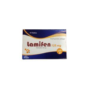 Lamifen 125mg 14 tabs