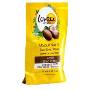 Lovea Nutritive Hair mask 75 ml