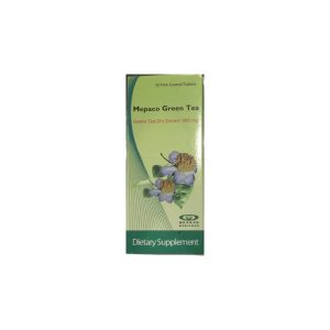 Mepaco Green tea 20 F.C tabs