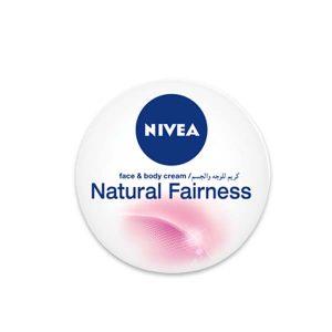 NIVEA NATURAL FAIRNESS 50ML CREAM.