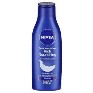 Nivea body moisturiser Rich Nourishing 250 ml