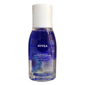 Nivea eye double effect Eye makeup remover 125ml