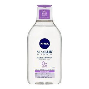 Nivea skin breathe micellar water 400ml